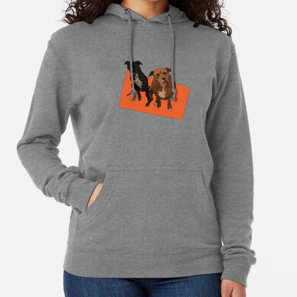 Double Trouble Lightweight Hoodie