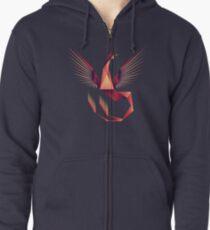 Phoenix Zipped Hoodie