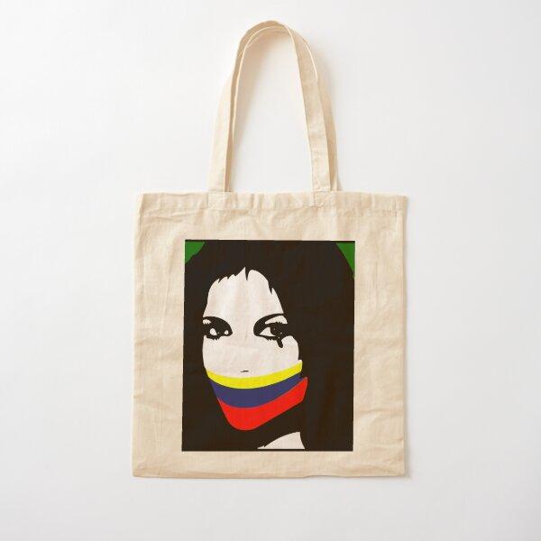 Miss Venezuela 3 Cotton Tote Bag
