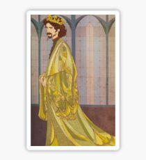 Richard II Sticker