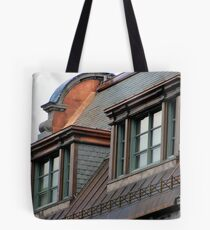 Flashing copper flashing Tote Bag