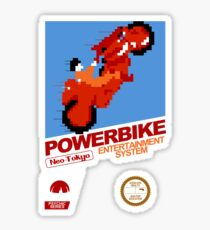 Powerbike Sticker