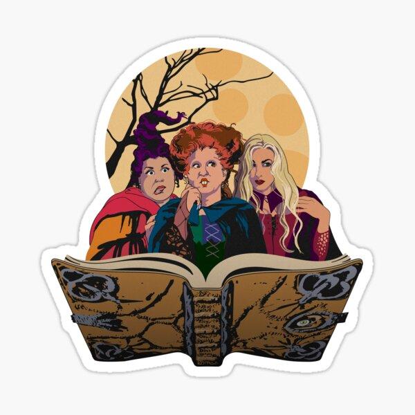 Hocus Pocus Sanderson Sisters Sticker