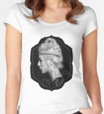 Ren- NU'EST Women's Fitted Scoop T-Shirt