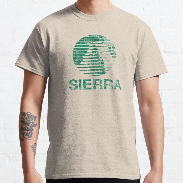 Sierra Faded Classic T-Shirt