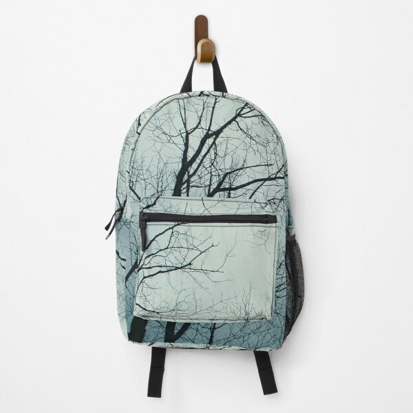 Bare trees in the sky Backpack