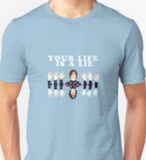 MGMT - Your Life Is a Lie T-Shirt