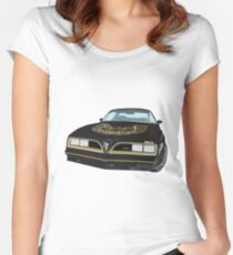 Firebird 77 Bandit Women's Fitted Scoop T-Shirt