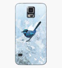 Fairy Wren Case/Skin for Samsung Galaxy