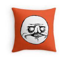 Me Gusta Throw Pillow
