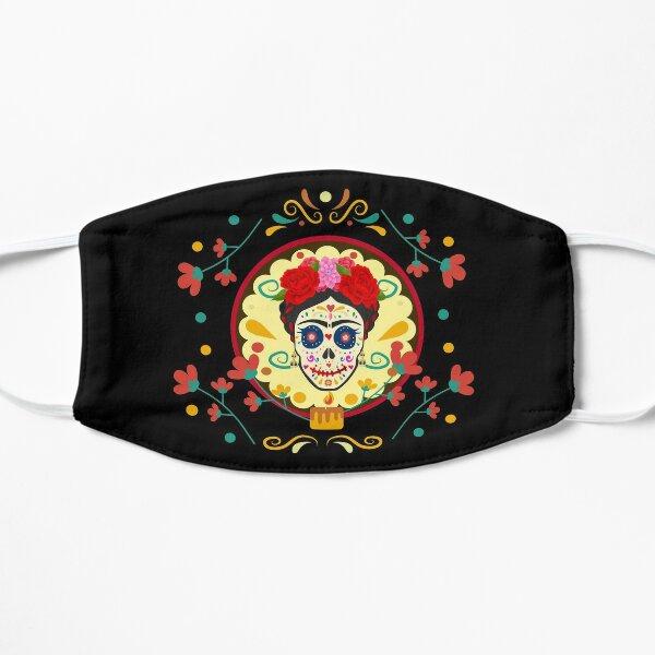 Frida Skull Day of deads Flat Mask