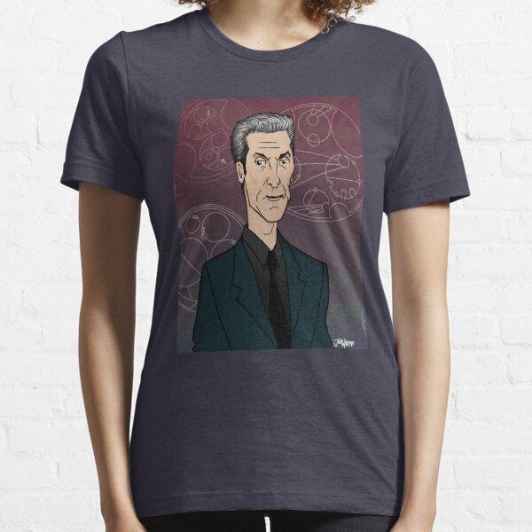 Clock strikes 12 Essential T-Shirt