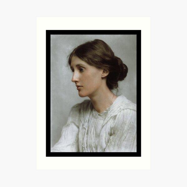 Virginia Woolf, 1902 Art Print