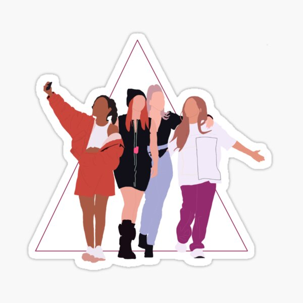Little Mix edit Sticker