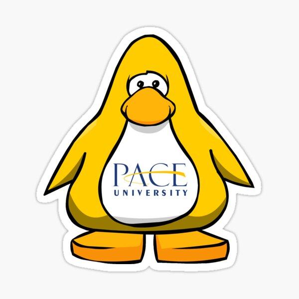 Pace Penguin Sticker