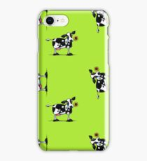 Sunny Dairy Cow iPhone Case/Skin