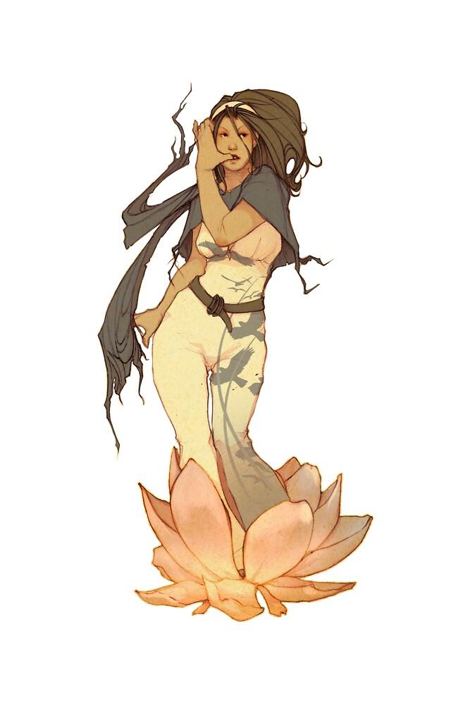 Jun Kazama by lilykane
