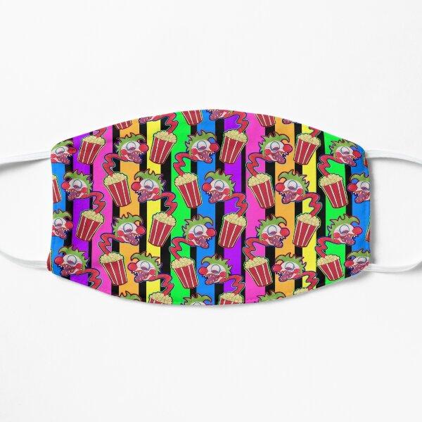 Rainbow Killer Klowns Flat Mask