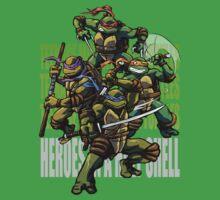 TURTLE POWER! | Unisex T-Shirt