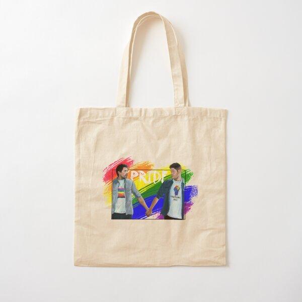 fait pour le calendrier artistique Destiel Tote bag classique