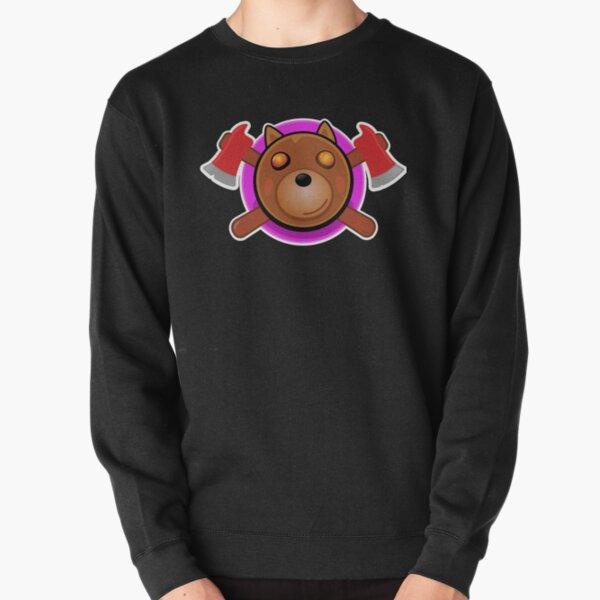 Doggy - Friend of Piggy Pullover Sweatshirt
