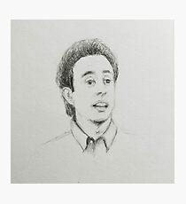 Seinfeld Photographic Print