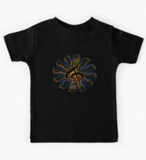 Dark Treble Clef / G Clef Music Symbol Kids Tee
