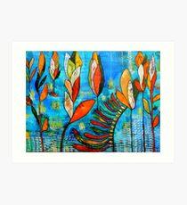 Help for the Kelp Art Print