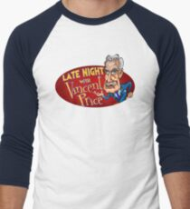 Late Night with Vincent Price  T-Shirt