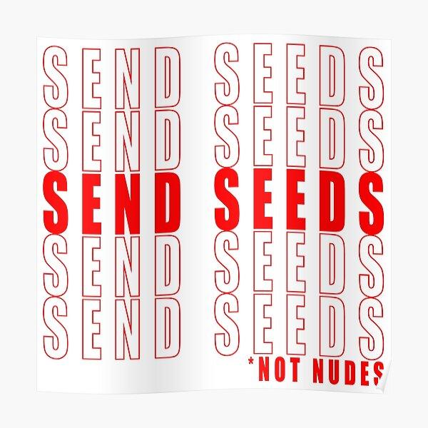 Send Seeds Poster