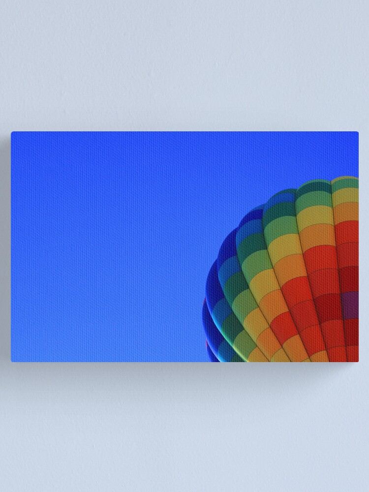 Alternate view of Up Canvas Print