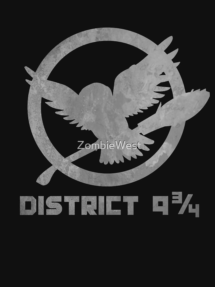 District 9 3/4 | Unisex T-Shirt