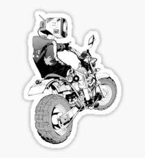 DJ Plugman Sticker