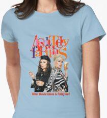 Absolutely Fabulous Patsy Stone and Edina Monsoon Womens Fitted T-Shirt
