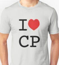 I Heart CP Unisex T-Shirt