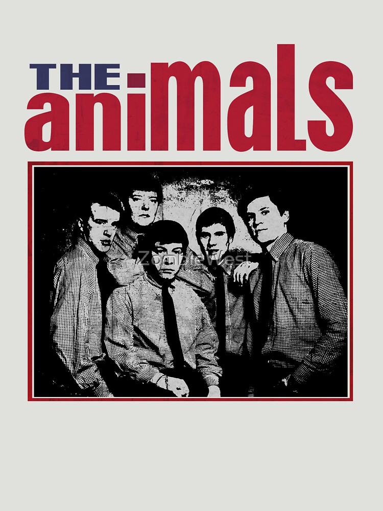 The Animals Band | Unisex T-Shirt