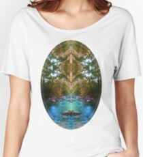 Secrets Of Nature T-shirt Women's Relaxed Fit T-Shirt