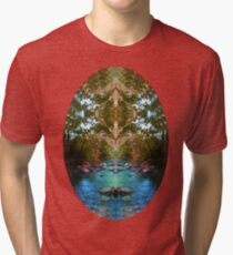 Secrets Of Nature T-shirt Tri-blend T-Shirt