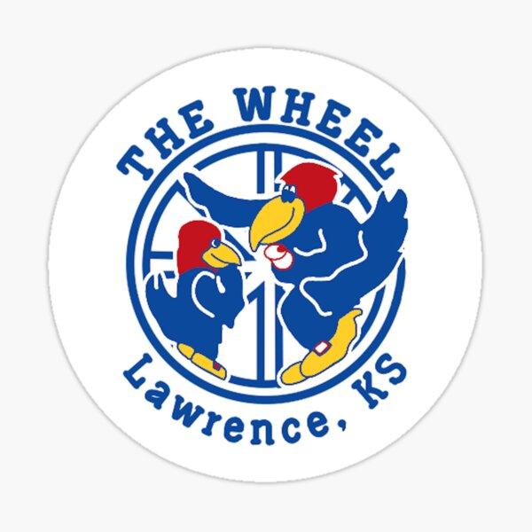 The Wheel Sticker