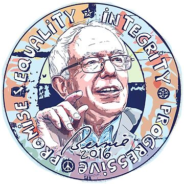 Bern Baby, Bern Bernie Sanders 2016 by Election2016