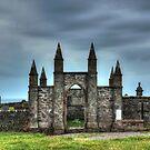Church Ruins by Sue Fallon Photography
