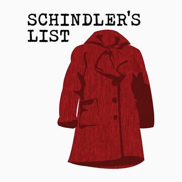 Schindler's List by jjaysonn