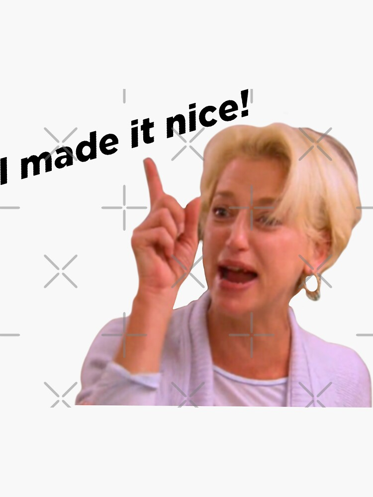 I made it nice! Dorinda Medley by TheHousewives