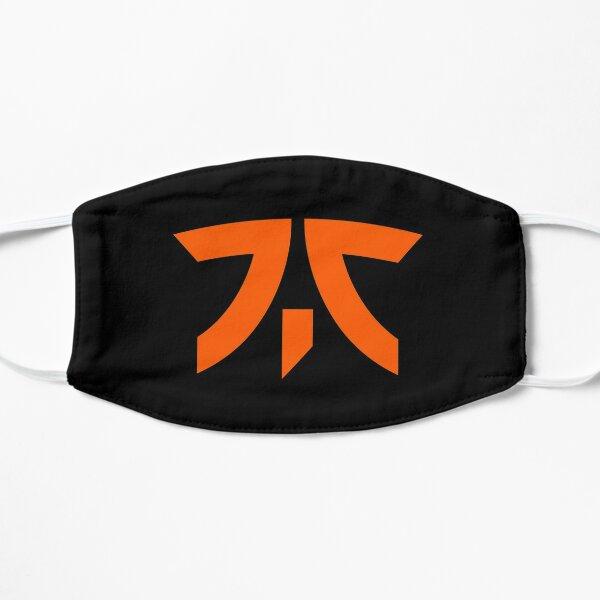 Fnatic Orange Logo Vector Flat Mask