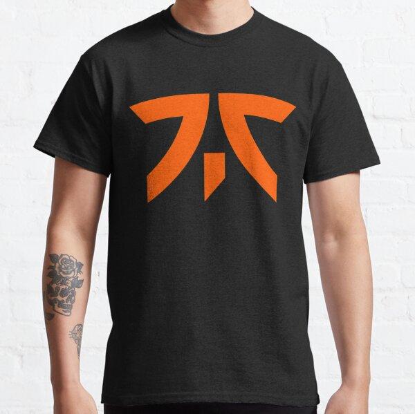 Fnatic Orange Logo Vector Classic T-Shirt
