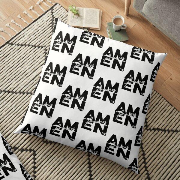 AMEN Floor Pillow