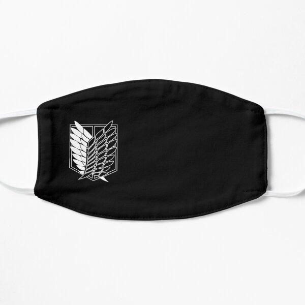 Scout Corps Emblem (White) Mask