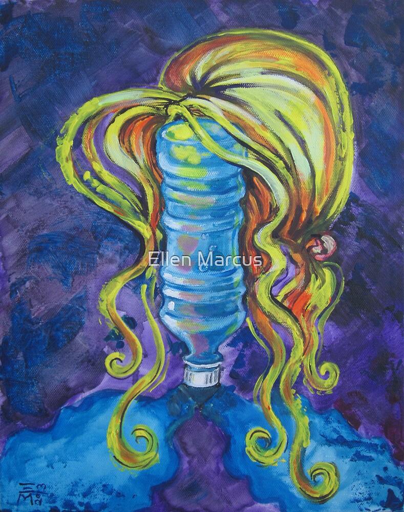 Water Wig by Ellen Marcus