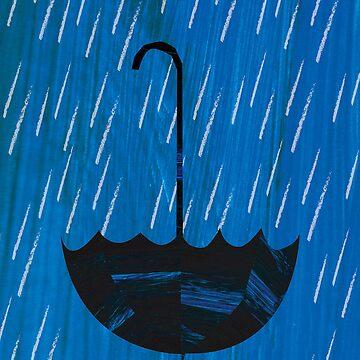 Drought Umbrella  by BlackCrow
