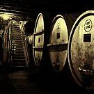 Tahbilk Winery (Inside The Wine Cellar) by djzontheball